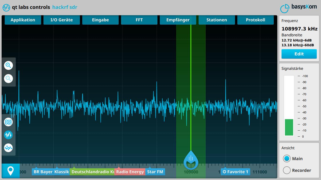 Qt Lite 1 basysKom, HMI Dienstleistung, Qt, Cloud, Azure