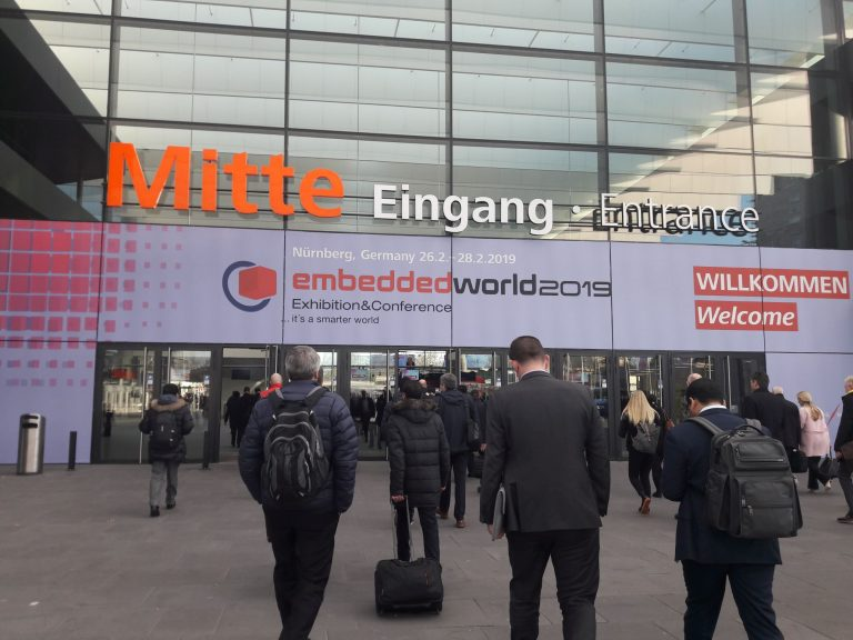 Review: basysKom at Embedded World 2019 2
