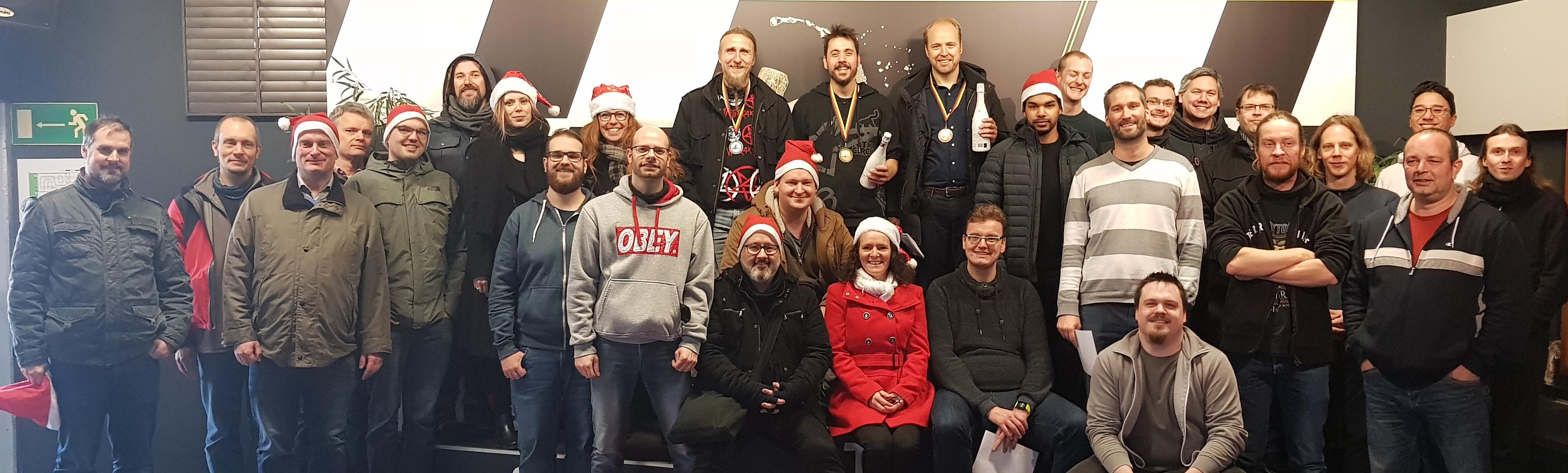 Team 1 basysKom, HMI Dienstleistung, Qt, Cloud, Azure